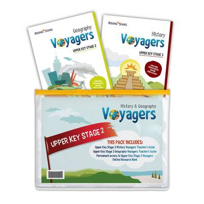 Voyagers History and Geography Upper Key Stage 2 Pack (Paperback)