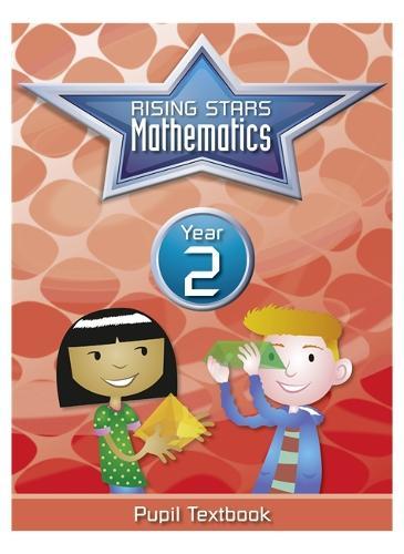 Rising Stars Mathematics Year 2 Textbook (Paperback)