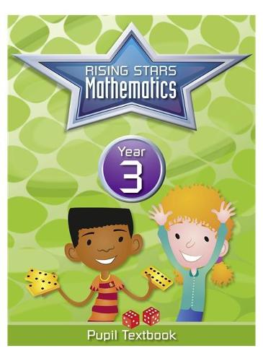 Rising Stars Mathematics Year 3 Textbook (Paperback)