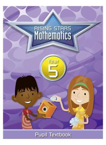 Rising Stars Mathematics Year 5 Textbook (Paperback)