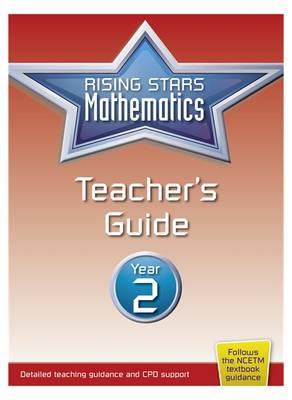 Rising Stars Mathematics Year 2 Teacher's Guide (Paperback)