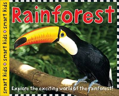 Rainforest: Smart Kids (Hardback)
