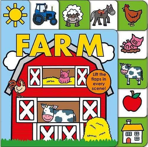 Early Learning Activity Farm (Board book)