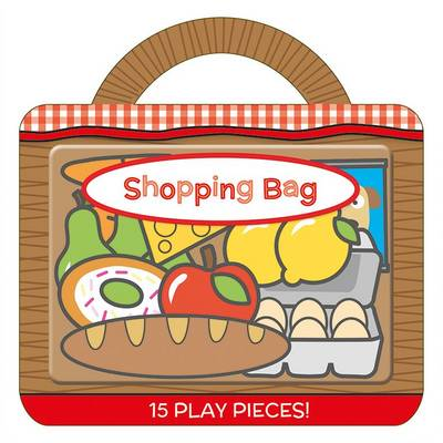 Shopping Bag - Carry and Play Books (Board book)