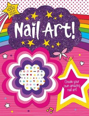 Nail Art: Awesome Activities - Awesome Activities (Paperback)