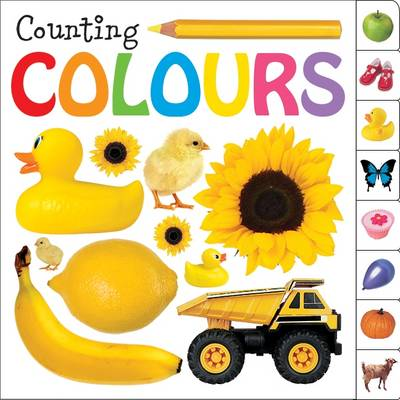 Counting Colours (Board book)
