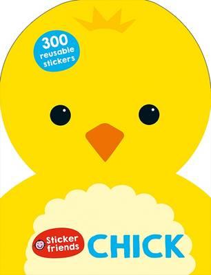 Chick - Sticker Friends (Paperback)