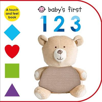 123: Baby's First - Baby's First (Board book)