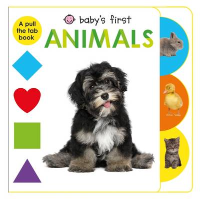Animals: Baby's First - Baby's First (Board book)