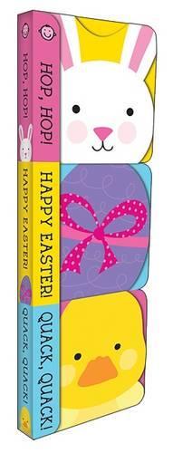 Easter Chunky Set: Chunky 3 Set - Chunky 3 Set (Board book)