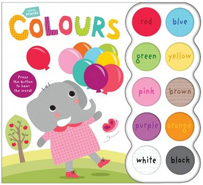 Colours: Sticker Early learning - Sticker Early learning (Board book)