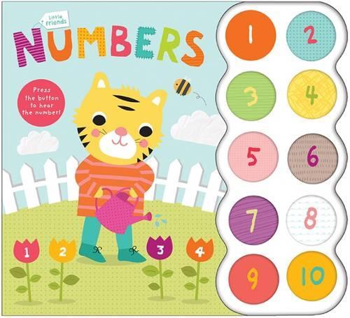 Numbers: Sticker Early learning - Sticker Early learning (Board book)