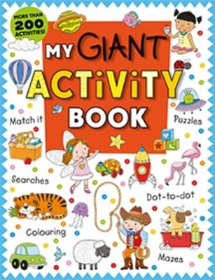 My Giant Activity Book (Paperback)