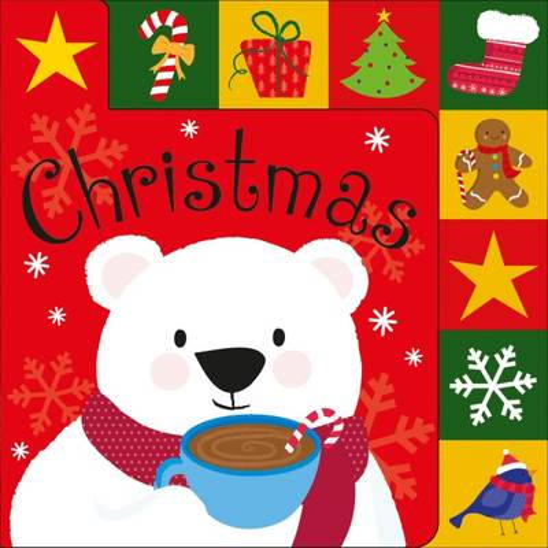 Christmas: Mini Tab Books - Mini Tab Books (Board book)