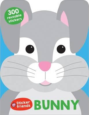 Bunny: Sticker Friends (Paperback)