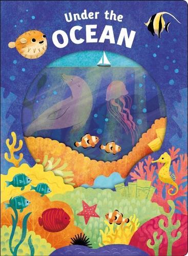Look Closer Under The Ocean - Look Closer (Hardback)