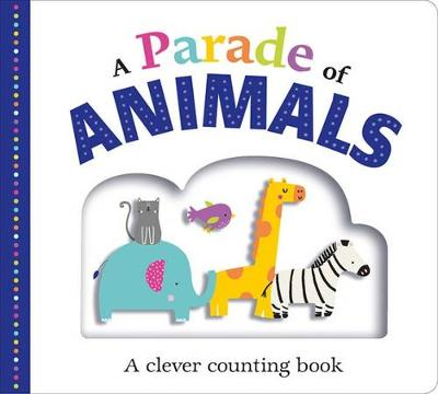A Parade of Animals: Picture Fit - Picture Fit (Board book)