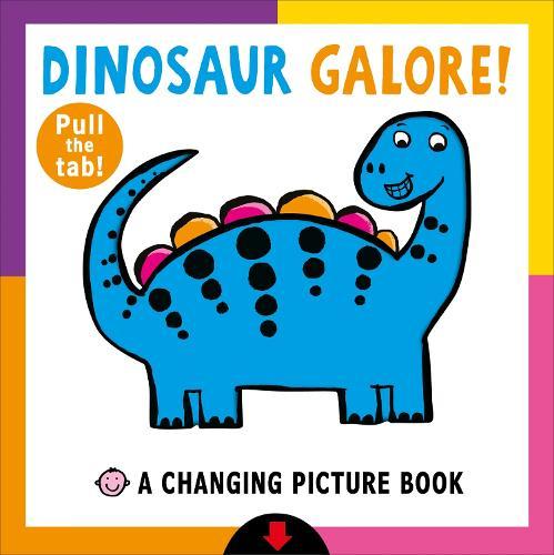 Dinosaur Galore (Hardback)