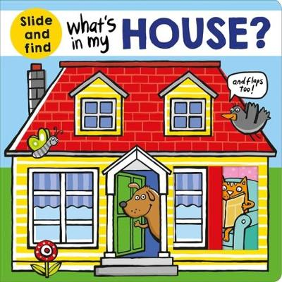 What's In My House - What's In My (Board book)
