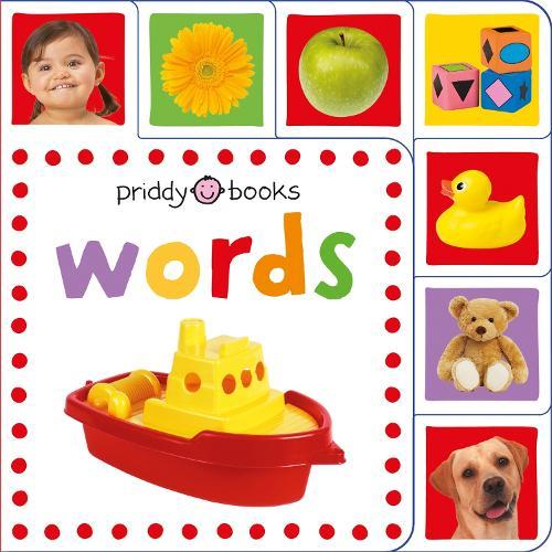 Mini Tab Words - Mini Tab Books (Hardback)