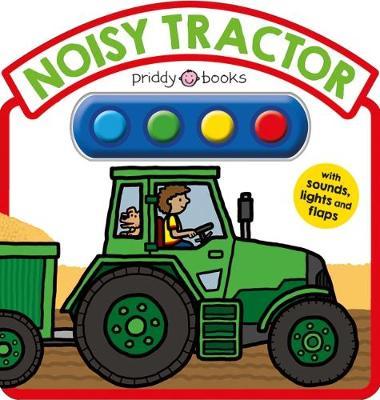 Noisy Tractor (Hardback)
