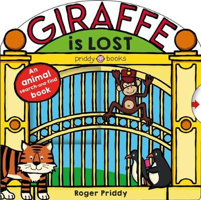 Giraffe Is Lost (Hardback)