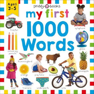 My First 1000 Words (Board book)