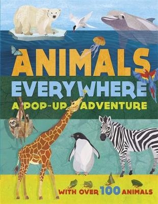 Animals Everywhere (Hardback)