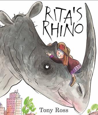 Rita's Rhino (Hardback)