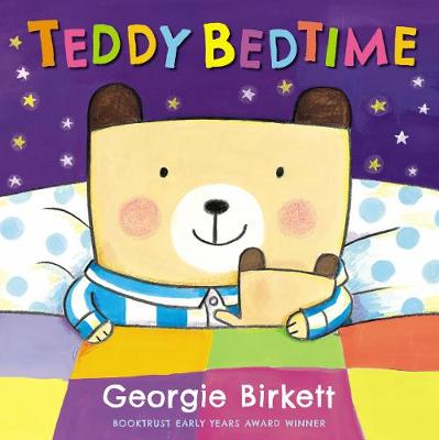 Teddy Bedtime (Board book)