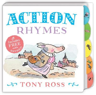 Action Rhymes - My Favourite Nursery Rhymes Board Books (Board book)