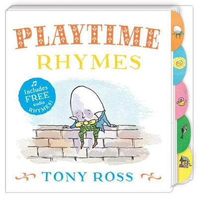 Playtime Rhymes (My Favourite Nursery Rhymes Board Book) (Board book)
