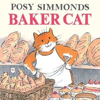 Baker Cat (Paperback)