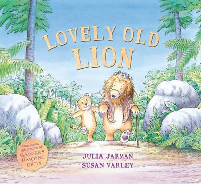 Lovely Old Lion (Hardback)