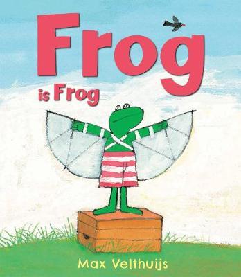 Frog is Frog - Frog (Paperback)