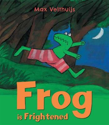 Frog is Frightened - Frog (Paperback)