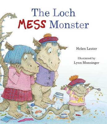 The Loch Mess Monster (Paperback)