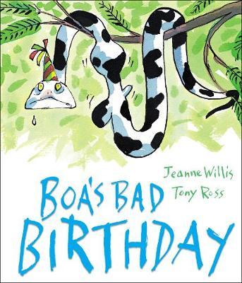 Boa's Bad Birthday (Paperback)