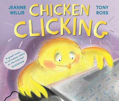 Chicken Clicking - Online Safety Picture Books (Paperback)