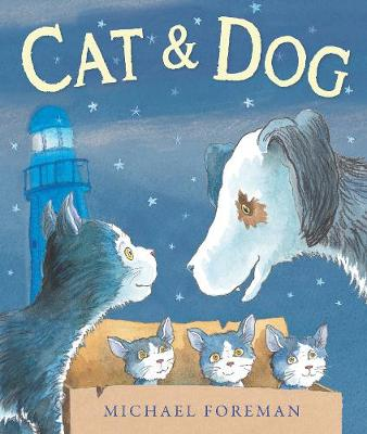 Cat and Dog (Paperback)