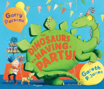 The Dinosaurs are Having a Party! (Paperback)