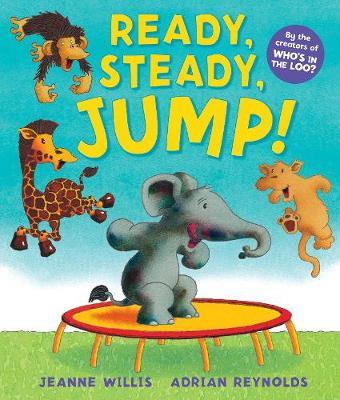 Ready, Steady, Jump! (Paperback)