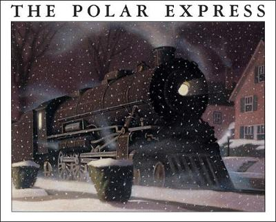 The Polar Express: Mini Edition (Hardback)