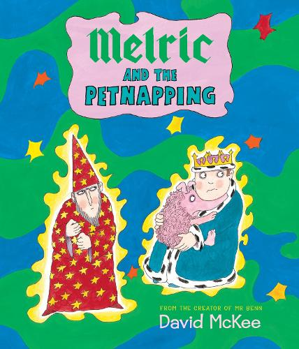 Melric and the Petnapping (Paperback)