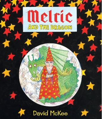 Melric and the Dragon (Paperback)