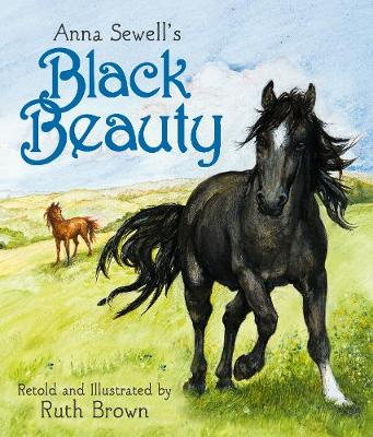 Black Beauty (Picture Book) (Paperback)