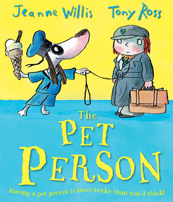 The Pet Person (Paperback)