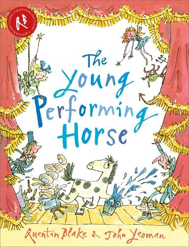 The Young Performing Horse (Paperback)