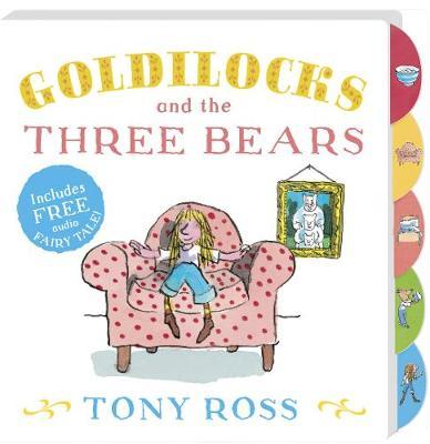 Goldilocks and the Three Bears - My Favourite Fairy Tales Board Book (Board book)