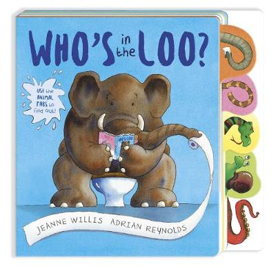 Who's in the Loo? (Board book)